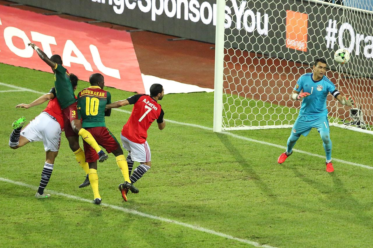 caf africa cup of nations football Football africa cup of nations sports alpine skiing biathlon  expanded african nations cup set to become summer tournament  cameroon players celebrate following their africa cup of.